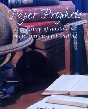 Paper Prophets, by Jenny Hobbs