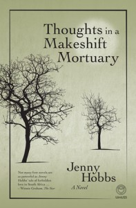Thoughts in a Makeshift Mortuary, by Jenny Hobbs