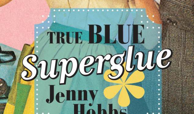 True Blue Superglue